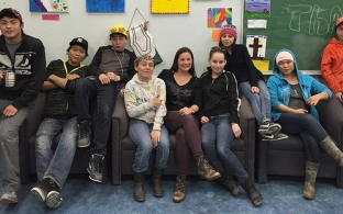 Dignity, Art and Inclusion in Arviat, Nunavut